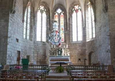 Wedding photography - South of France wedding - the church