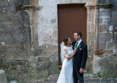 Wedding photography - South of France wedding - the bride and groom