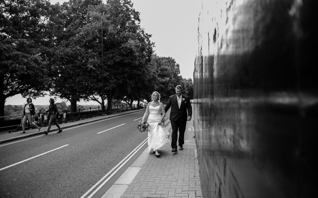 Emma + Andy's Wedding at Richmond Hill Hotel in Richmond, London